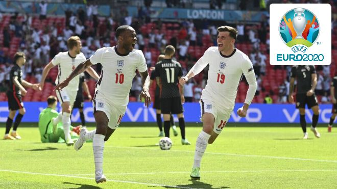 Euro 2020 Sterling's elegant header helped England head towards the Round of 16; beats Czech Republic by 1-0
