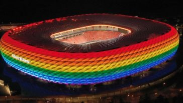 Euro 2020: UEFA denied portraying 'Rainbow Colours' at the Allianz Arena in Munich
