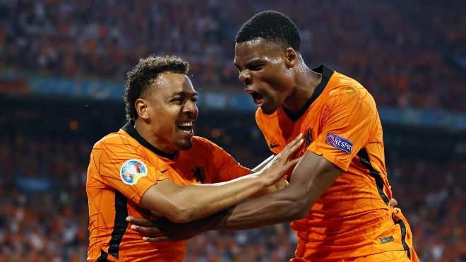 Euro Cup 2020: Netherland's convincing win cruises them to Round of 16; beats Austria by 2-0