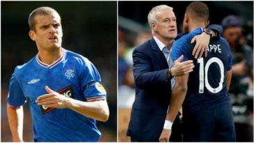 His goes off the field too: Jerome Rothen believes Didier Deschamps will find it difficult to manage Kylian Mbappe