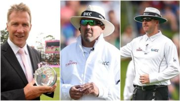 ICC announces match officials for World Test Championship Final