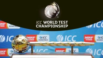 ICC announces the prize money for the World Test Championship; winner to take $ 1.6 million