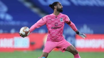 ISL 2021-22: Amrinder joins ATK Mohun Bagan on a five-year contract