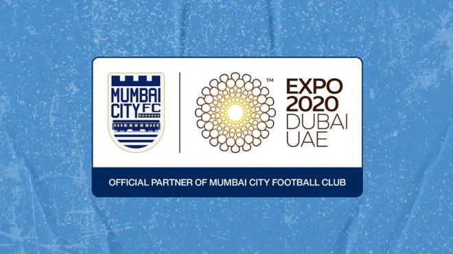 ISL 2021-22 Dubai Expo 2020 become an Official Partner of Mumbai City FC