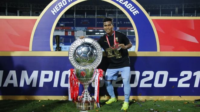 ISL 2021-22: Mumbai City FC agree three-year extension with Pranjal Bhumij