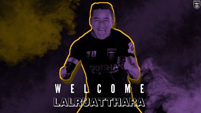 ISL 2021-22: Odisha FC signs Indian defender Lalruatthara