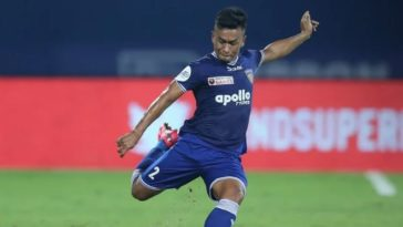 ISL 2021-22: Reagan Singh sign a two-year contract extension with Chennaiyin FC