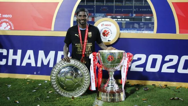 ISL 2021-22: Rowllin Borges extends Mumbai City FC contract for three years