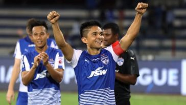 ISL 2021-22: Sunil Chhetri signs two-year contract extension with Bengaluru FC