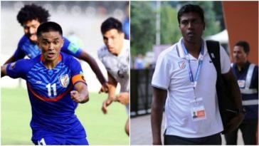 It was Stimac's decision to take him off!: Venkatesh Shanmugham on Sunil Chhetri substitution