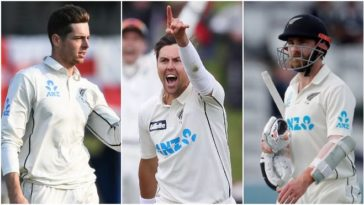 Kane Williamson likely to miss Edgbaston Test; Trent Boult available and likely to return; Santner ruled out