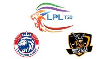 LPL 2021: Sri Lanka Cricket announces Dambulla Viiking and Colombo Kings termination