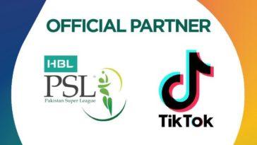 PSL 2021: Pakistan Super League partnership with TikTok for content generation