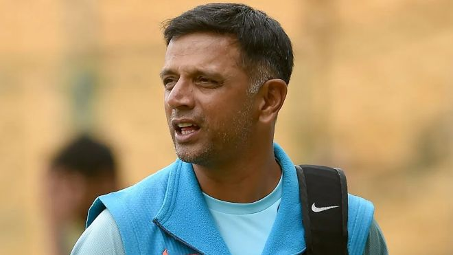 Rahul Dravid will be the coach for the Sri Lanka tour: Sourav Ganguly