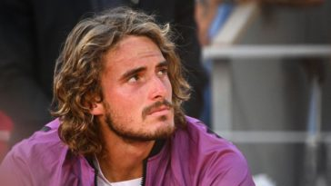 Stefanos Tsitsipas pulls out of Wimbledon warm-up in Halle due to personal reasons
