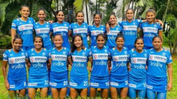 Tokyo Olympics Games 2020: Hockey India announces Women's squad; 8 players get their maiden Olympics call