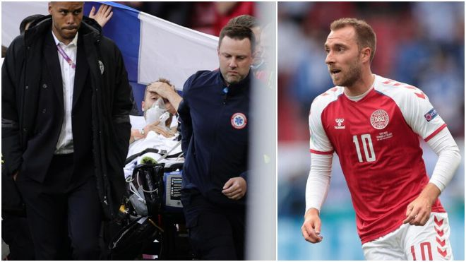 UEFA Euro 2020: Christian Eriksen given a life-saving device by doctors