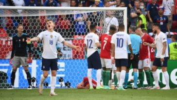 UEFA Euro 2020: Griezmann's rescue goal helped France to end in a draw against Hungary