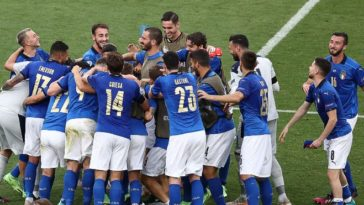 UEFA Euro 2020: Italy finish their group matches on a high with a 1-0 win over Wales