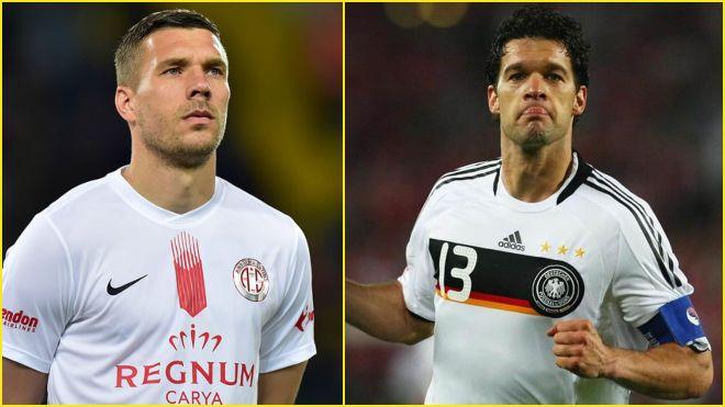UEFA Euro 2020: Podolski and Ballack slam Germany after defeat against England