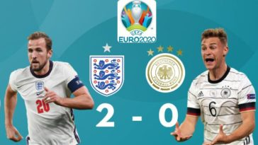UEFA Euro 2020: 'Redemption' complete for England as Gareth Southgate's men defeat Germany