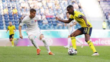 UEFA Euros 2021: Emil Forsberg's penalty gives Sweden the win against Slovakia