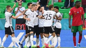 UEFA Euros 2020: Germany and Portugal play out a 6 Goal thriller in Munich