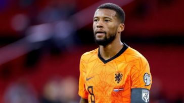 We will walk off if abused Gini Wijnaldum issues warning ahead of last 16 ties against Czech Republic