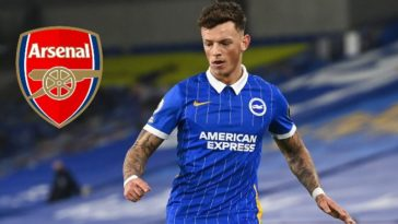 Arsenal reach an agreement with Brighton for Ben White