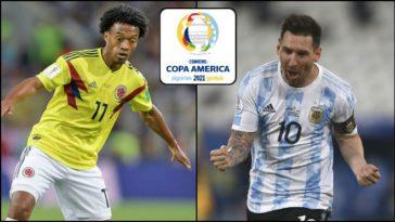 Copa America 2021: Juan Cuadrado discusses Colombia's plans to stop Lionel Messi