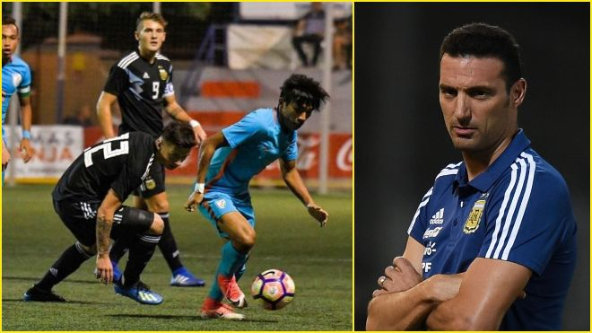 Copa America: Argentina manager Lionel Scaloni rated Indian players highly