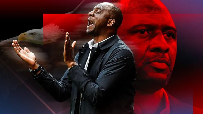 Crystal Palace FC appoints Patrick Vieira as new manager