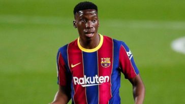 FC Barcelona are confident they can keep hold of Ilaix Moriba despite interest from PL clubs