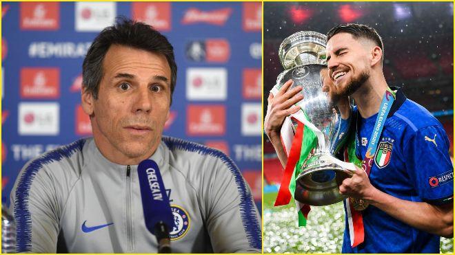 He deserves to win the Ballon d'Or: Gianfranco Zola on Jorginho's chances