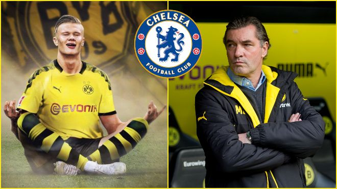 He is already in England: Borussia Dortmund fitness coach on Erling Haaland