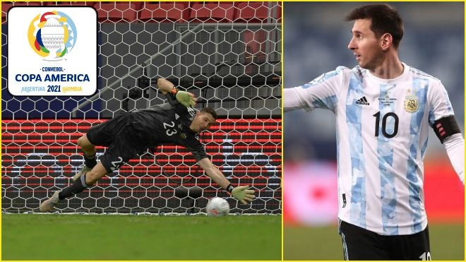 He is incredible: Lionel Messi and company hail semifinal hero Emiliano Martinez