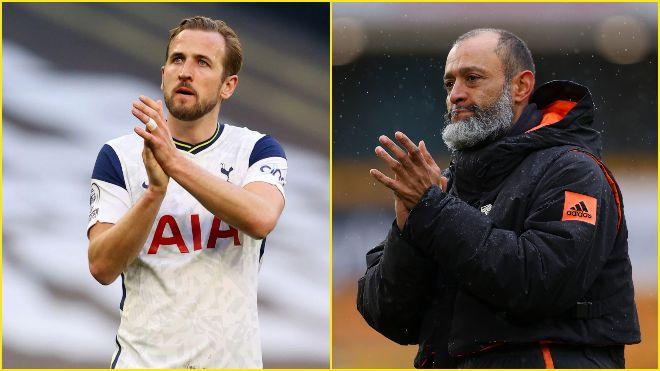 He is our player: Nuno Espirito Santo says Harry Kane isn't going anywhere