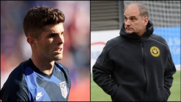 He received Death Threats: Christian Pulisic's father opens up on son's online abuse