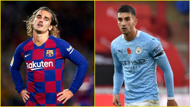 He's a great player: Ferran Torres addresses Antoine Griezmann links to Manchester City