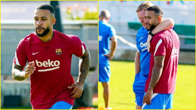 I am here to win titles: Memphis Depay is raring to get going at FC Barcelona