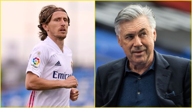 I can't wait to play under him: Luka Modric is thrilled to have Carlo Ancelotti at Real Madrid