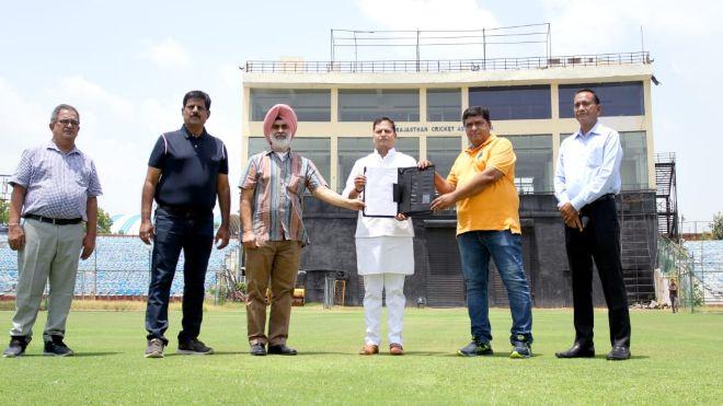 Jaipur to have world's third-largest cricket stadium