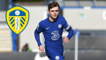 Lewis Bate leaves Chelsea to sign for Leeds United