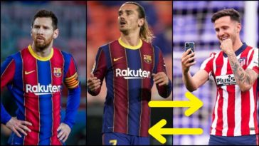 Lionel Messi to sign new contract with FC Barcelona; talks ongoing about a swap between Griezmann and Saul