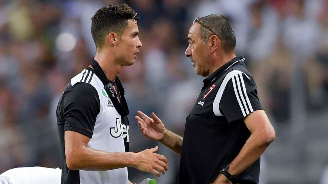Managing Ronaldo is not easy: Maurizio Sarri opens up on troublesome time at Juventus