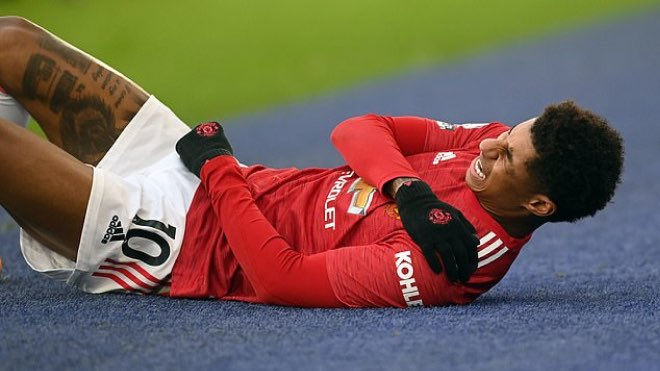 Marcus Rashford to miss start of the season due to injury