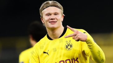 That's a lot of money: Erling Haaland responds to the price set by Borussia Dortmund for Chelsea