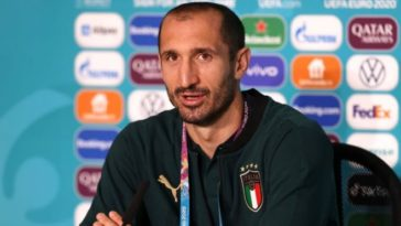 UEFA Euro 2020: Giorgio Chiellini is going to be Italy's main man in the final against England