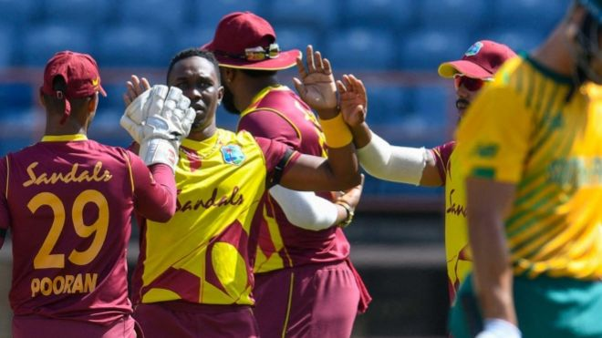WI vs SA, 4th T20I Pollard's smashing knock and Bravo's fabulous bowling helped West Indies to come back in the series