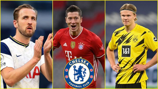What are the striker options Chelsea have this transfer window? Take a look